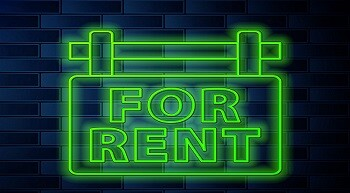 For Rent sign represents Residential Tenancies Act 2020 introduced new rental protections for tenants who face rent arrears and, as a result, are at risk of their tenancy ending